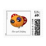 All Sizes Stamp/Postage Stamp_Ladybug_Zaltar