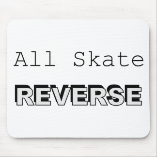 All Skate Reverse Mouse Pads