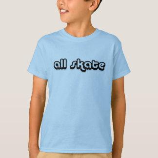 """""""All Skate"""" T-Shirt"""