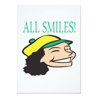 All Smiles Card