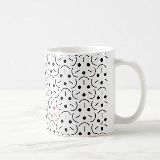 all smiles classic white coffee mug