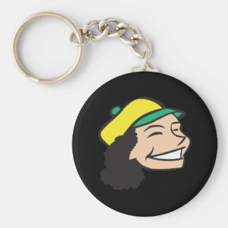 All Smiles Keychain