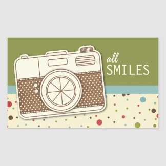 All Smiles Package Stickers