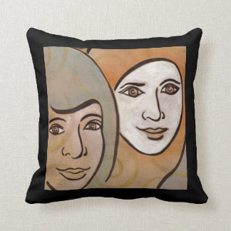 ALL SMILES pillow BY CR SINCLAIR