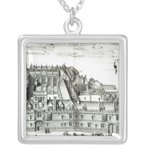 All Souls College, Oxford University, 1675 Pendants