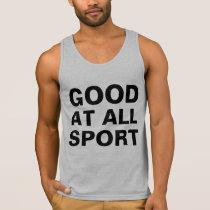 All sport ! tank top