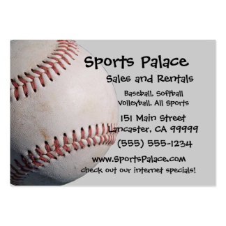 All Sports Business Card Templates