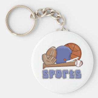 All Sports Keychain