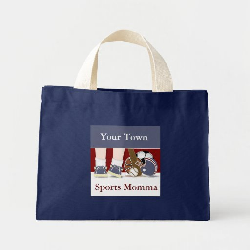 All Sports Momma Bag Template