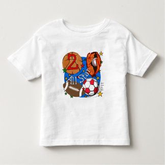 All Star 2nd Birthday Tshirts and Gifts