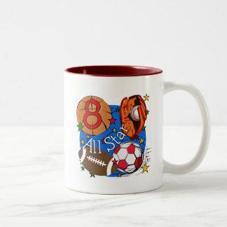 All Star 8th Birthday Tshirts and Gifts Mug