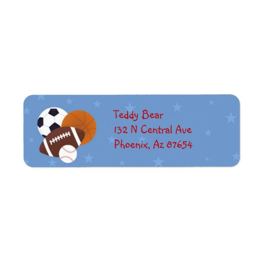 All-Star address labels