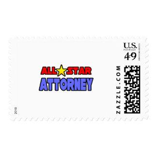 All Star Attorney Stamp
