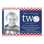 All-star Baseball Birthday Bash Invitation at Zazzle