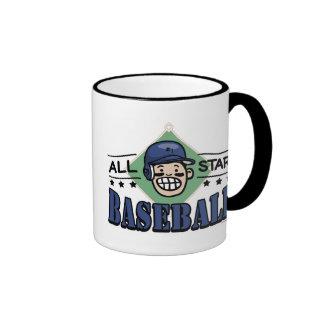 All Star Baseball Kid Mugs