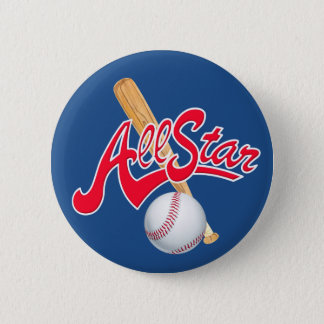 All Star Baseball sports button