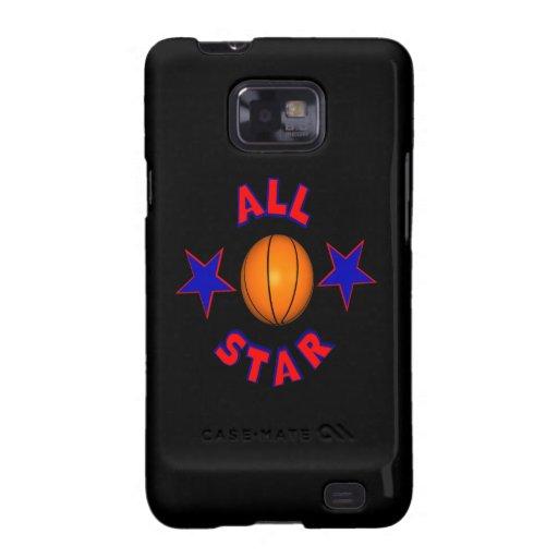 All Star Basketball Galaxy S2 Case