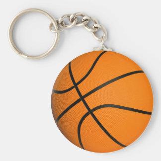 All Star Basketball Keychain