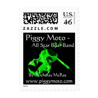 All STar Boar Band Postage