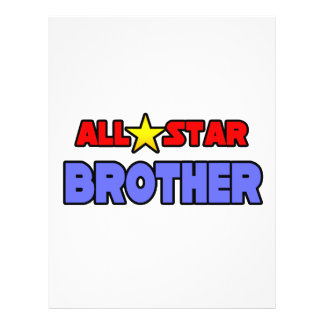 All Star Brother Flyer