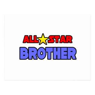 All Star Brother Postcards