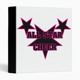 All Star Cheer Binder
