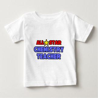 All Star Chemistry Teacher Baby T-Shirt