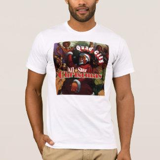 all star christmas T-Shirt