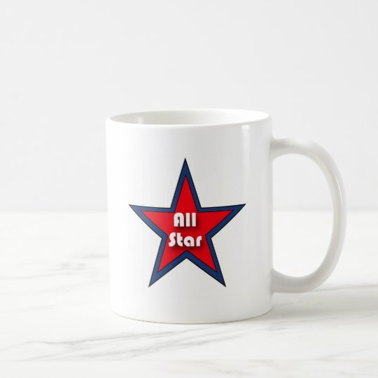 All Star Coffee Mug