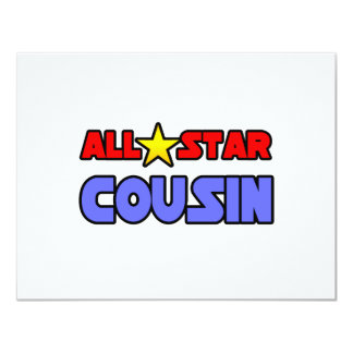 All Star Cousin Card