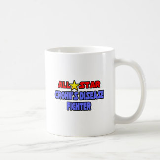 All Star Crohn's Disease Fighter Coffee Mug