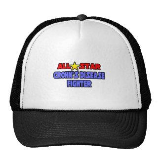 All Star Crohn's Disease Fighter Mesh Hats