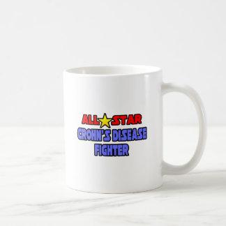 All Star Crohn's Disease Fighter Mug