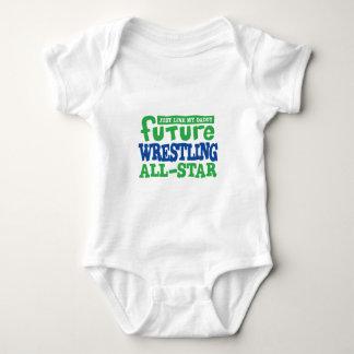 All Star de lucha futuro Playeras