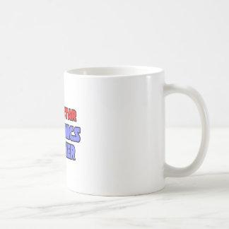 All Star Economics Teacher Coffee Mugs