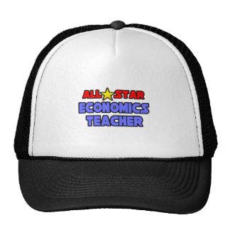 All Star Economics Teacher Mesh Hat