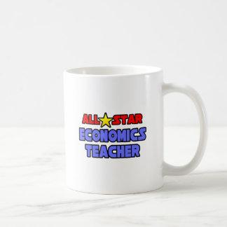 All Star Economics Teacher Mug