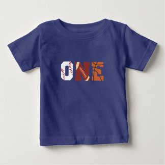 All-Star First Birthday Shirt