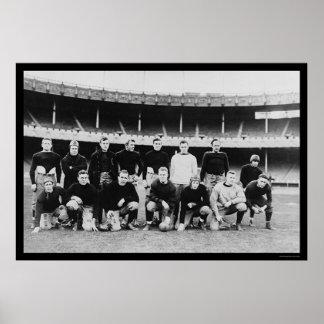 All Star Football Team 1915 Poster