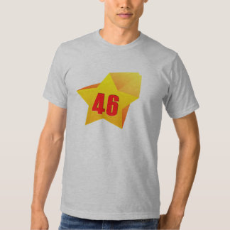All Star Fourty Six years old! Birthday T Shirts