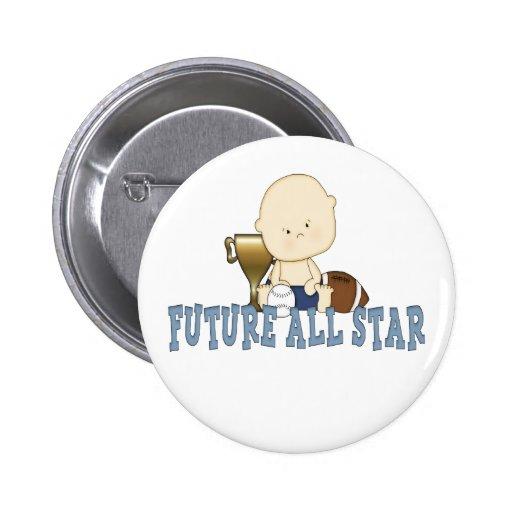 All Star futuro Pins