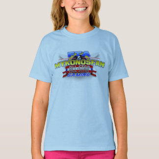 ALL-STAR GAMING GIRLS TSHIRT