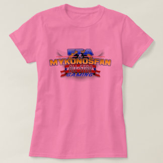 ALL-STAR GAMING WOMEN'S TSHIRT