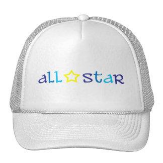 All Star Trucker Hat