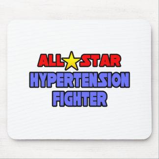 All Star Hypertension Fighter Mousepads