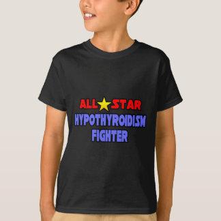 All Star Hypothyroidism Fighter T-Shirt