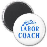 All Star Labor Coach Magnets