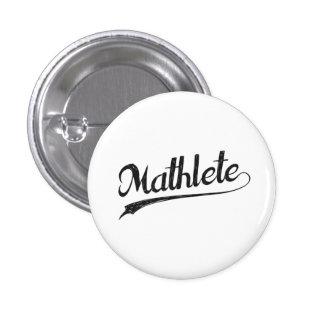 All Star Mathlete Math Athlete Button