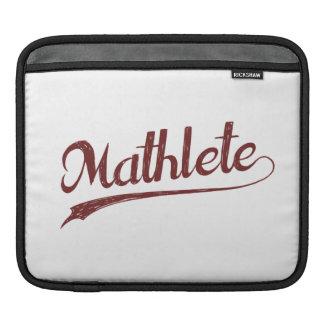 All Star Mathlete Math Athlete iPad Sleeve