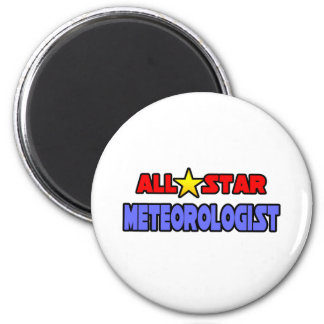 All Star Meteorologist Magnets